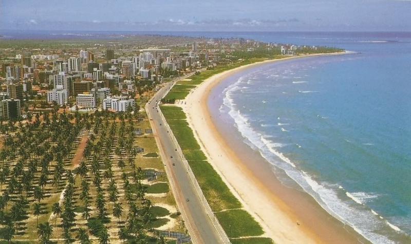 Praia de Intermares - Cabedelo - Paraíba