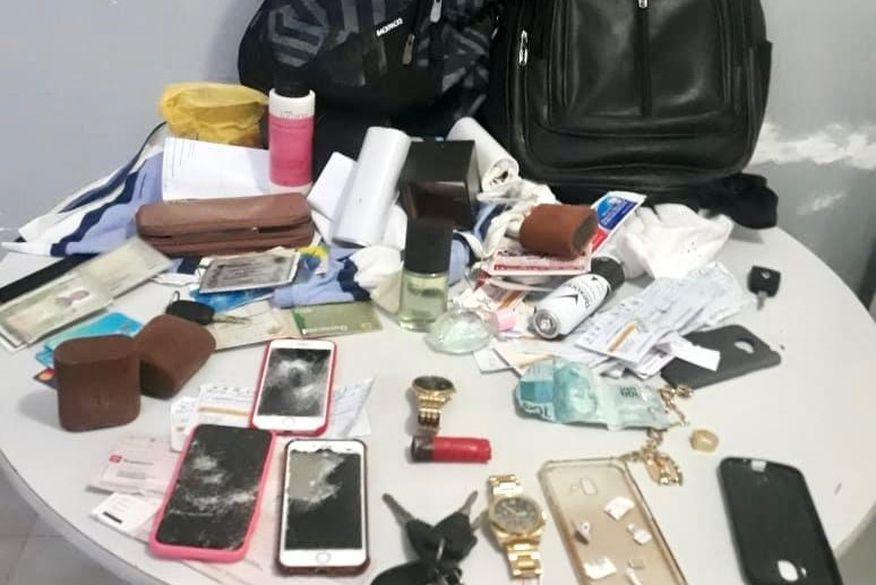 Quatro adolescentes são presos suspeitos de envolvimento em roubos na cidade de Sousa
