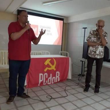 PC do B recua de candidatura própria em João Pessoa, defende unidade da Frente de Esquerda, elogia Anísio, mas quer Cidadania próximo