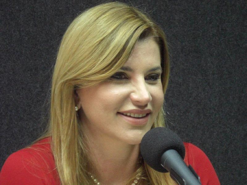 Tatiana Medeiros deverá ser a provável candidata a prefeita pelo MDB em Campina Grande