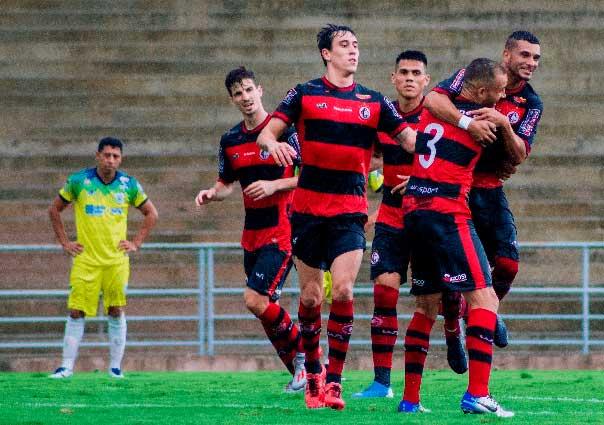 Campinense conta com 30 jogadores no novo elenco para retorno do campeonato