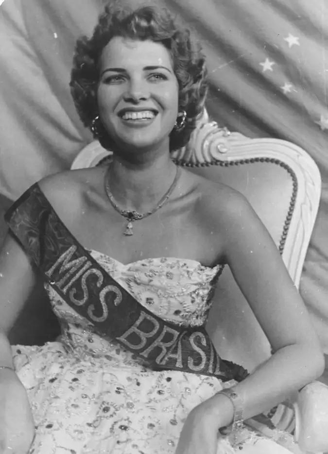 Martha Rocha, primeira Miss Brasil, morre em Niterói, no RJ