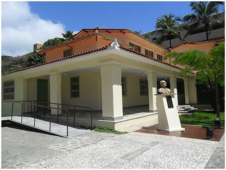 Arte e literatura são destaques no ciclo virtual de debates da Fundação Casa José Américo