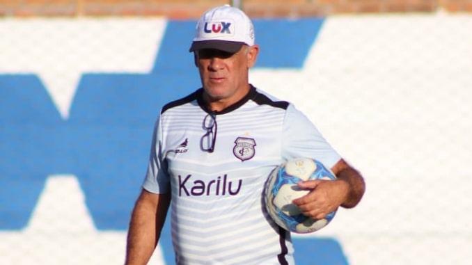 Nacional de Patos acerta com novo treinador e mais dois reforços