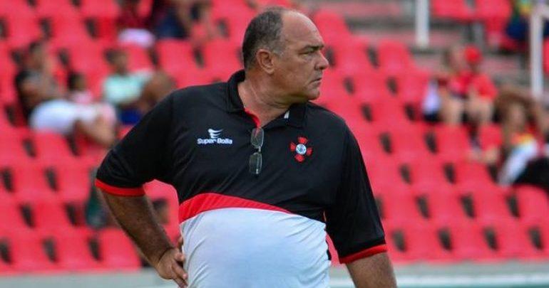 Ruy Scarpino desiste de comandar o Campinense