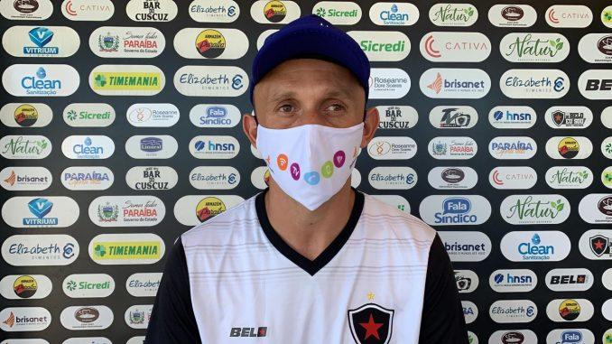 Homem de confiança de Piza, Juninho fala em recomeço no Botafogo da Paraíba