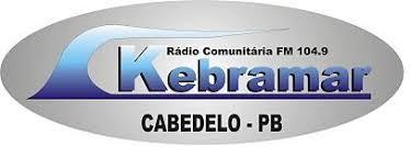 Vinheta - Prefixo da Rádio Kebramar FM 104,9 MHz Cabedelo PB